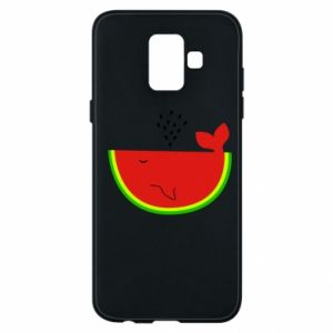 Samsung A6 2018 Case Watermelon