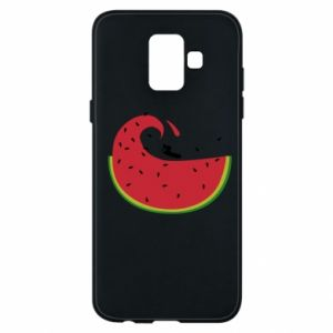 Phone case for Samsung A6 2018 Watermelon