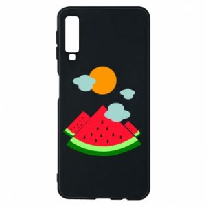 Phone case for Samsung A7 2018 Watermelon
