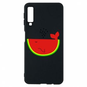 Samsung A7 2018 Case Watermelon