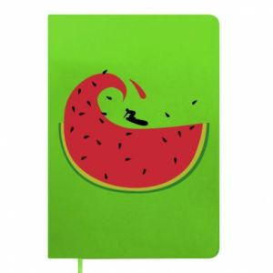 Notepad Watermelon