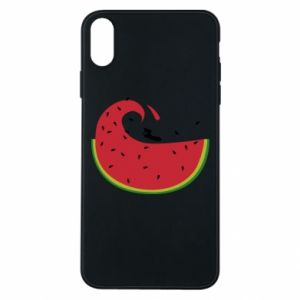 iPhone Xs Max Case Watermelon