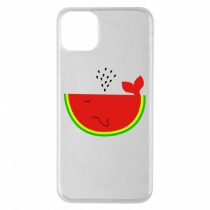 iPhone 11 Pro Max Case Watermelon