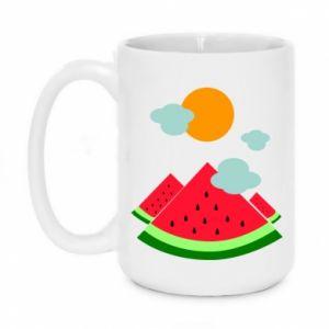 Mug 450ml Watermelon