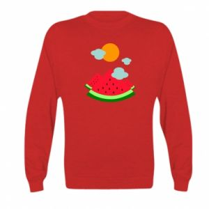 Kid's sweatshirt Watermelon