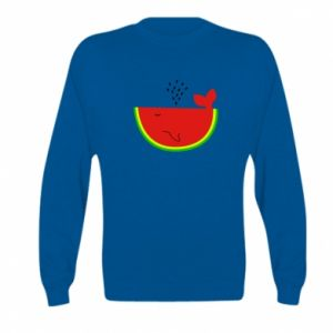 Kid's sweatshirt Watermelon