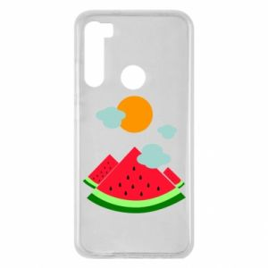 Xiaomi Redmi Note 8 Case Watermelon
