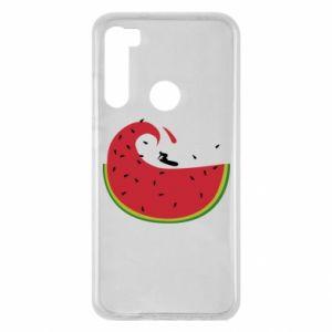 Xiaomi Redmi Note 8 Case Watermelon