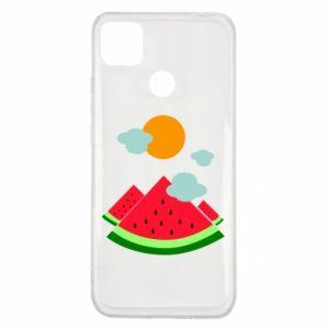 Xiaomi Redmi 9c Case Watermelon
