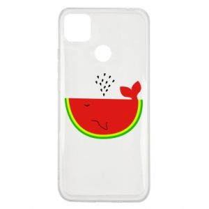 Xiaomi Redmi 9c Case Watermelon