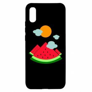 Xiaomi Redmi 9a Case Watermelon