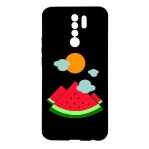 Xiaomi Redmi 9 Case Watermelon