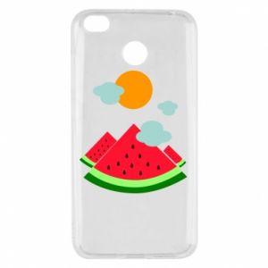 Xiaomi Redmi 4X Case Watermelon