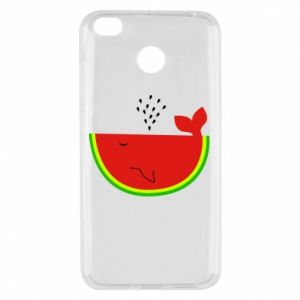 Xiaomi Redmi 4X Case Watermelon