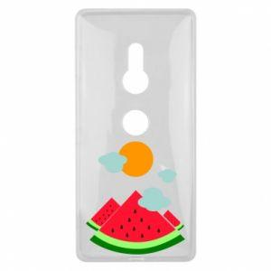Sony Xperia XZ2 Case Watermelon