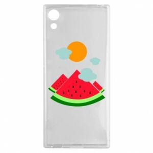 Sony Xperia XA1 Case Watermelon