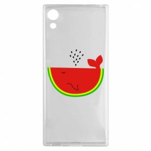Sony Xperia XA1 Case Watermelon