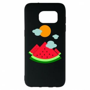 Samsung S7 EDGE Case Watermelon
