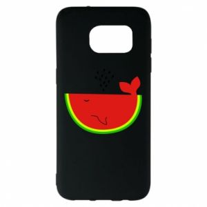 Samsung S7 EDGE Case Watermelon