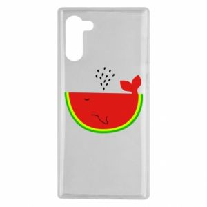 Samsung Note 10 Case Watermelon