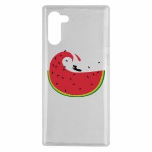 Samsung Note 10 Case Watermelon