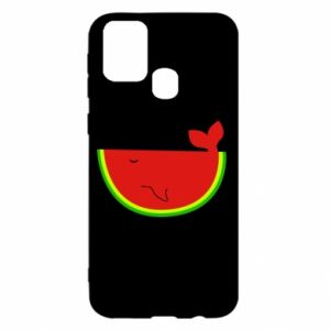 Samsung M31 Case Watermelon