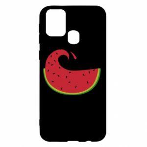 Samsung M31 Case Watermelon
