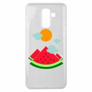 Samsung J8 2018 Case Watermelon