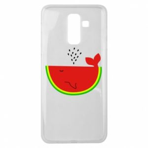 Samsung J8 2018 Case Watermelon