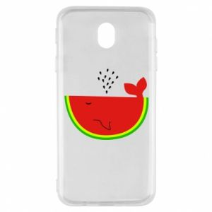 Samsung J7 2017 Case Watermelon
