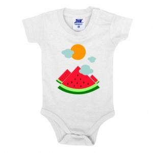 Baby bodysuit Watermelon