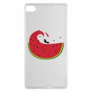 Huawei P8 Case Watermelon