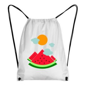 Backpack-bag Watermelon