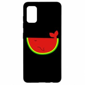 Samsung A41 Case Watermelon