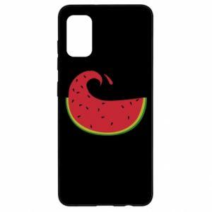 Samsung A41 Case Watermelon