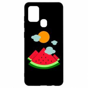 Samsung A21s Case Watermelon