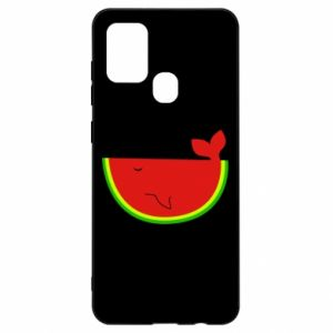 Samsung A21s Case Watermelon