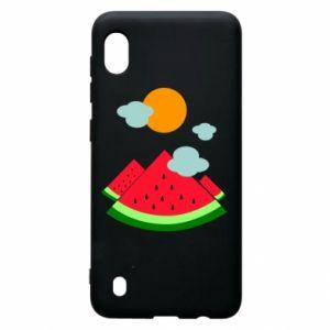 Samsung A10 Case Watermelon