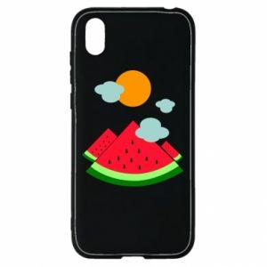 Huawei Y5 2019 Case Watermelon