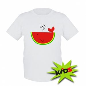 Kids T-shirt Watermelon