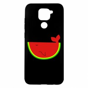 Xiaomi Redmi Note 9 / Redmi 10X case % print% Watermelon