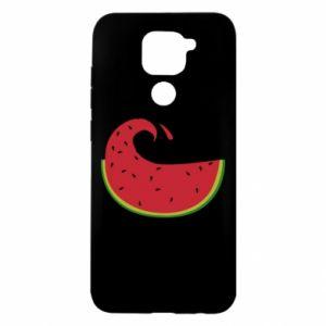 Xiaomi Redmi Note 9 / Redmi 10X case % print% Watermelon