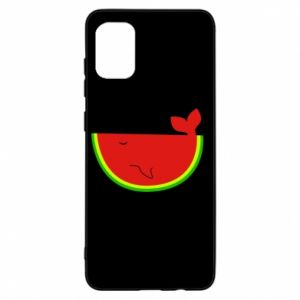 Samsung A31 Case Watermelon