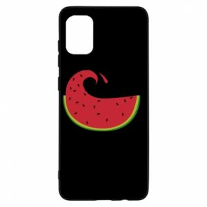 Samsung A31 Case Watermelon
