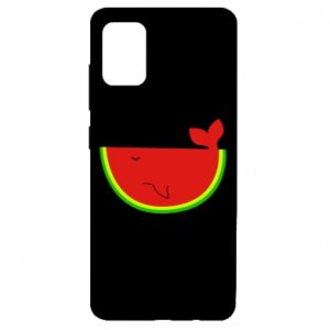 Samsung A51 Case Watermelon