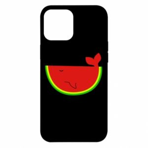 iPhone 12 Pro Max Case Watermelon