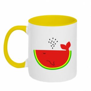 Two-toned mug Watermelon
