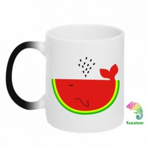 Chameleon mugs Watermelon