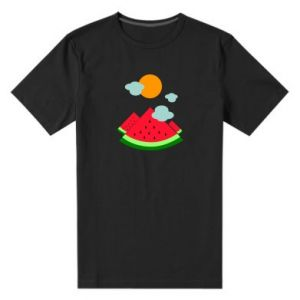 Men's premium t-shirt Watermelon