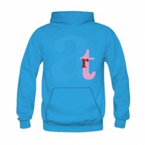 Kid's hoodie Art